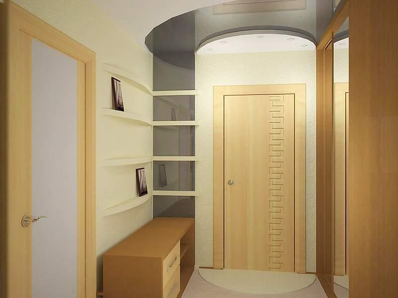 Дизайн прихожей. Интерьер прихожей. Дизайн интерьера квартиры. Визуализация интерьера квартиры.