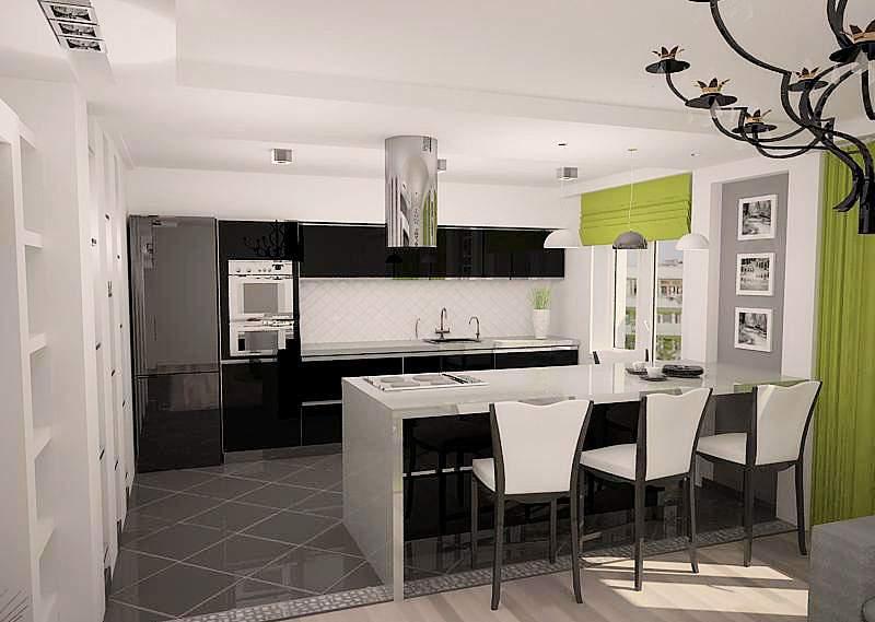 Интерьер и декор фото кухни