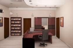Дизайн приемной. Интерьер приемной. Дизайн интерьера офиса. Визуализация интерьера офиса.