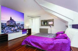 Фотообои для спальни фото