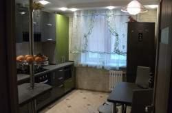 Интерьер кухни до и после ремонта