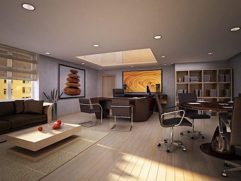 Дизайн в интерьере офиса