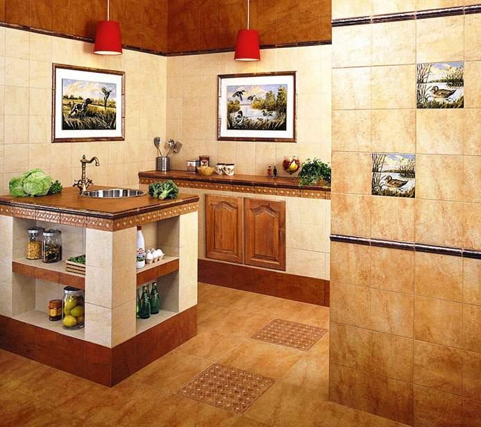 как украсить кухню своими руками с фото