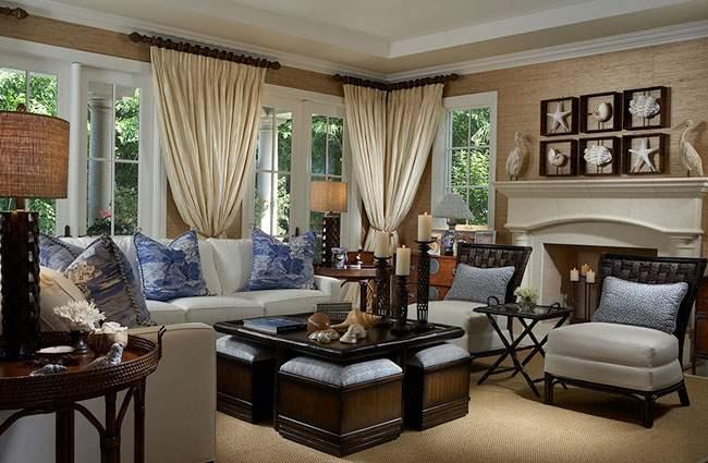 Wonderful white sofa cover idea