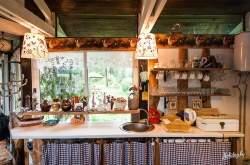 Интерьер кухни усадьбы фото