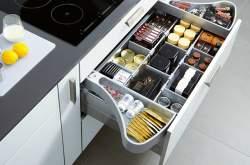 Кухня мечты. Функциональные зоны. Хранение продуктов