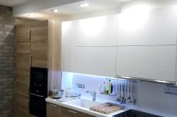 Интерьер современной кухни фото