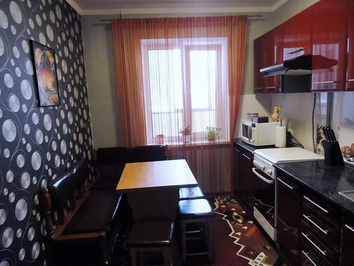 Интерьер кухни 10 кв м в панельном доме