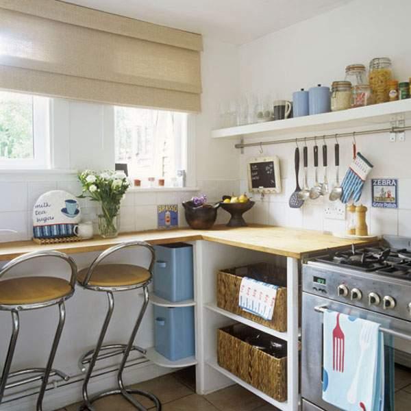 Дизайн кухни 9 кв м прованс фото