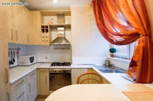 Дизайн кухни 9 кв м с барной стойкой фото