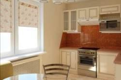 Дизайн кухни 9 кв м в панельном доме фото