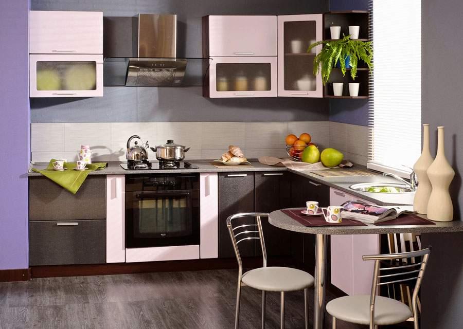 Дизайн кухни 2015 барная стойка фото