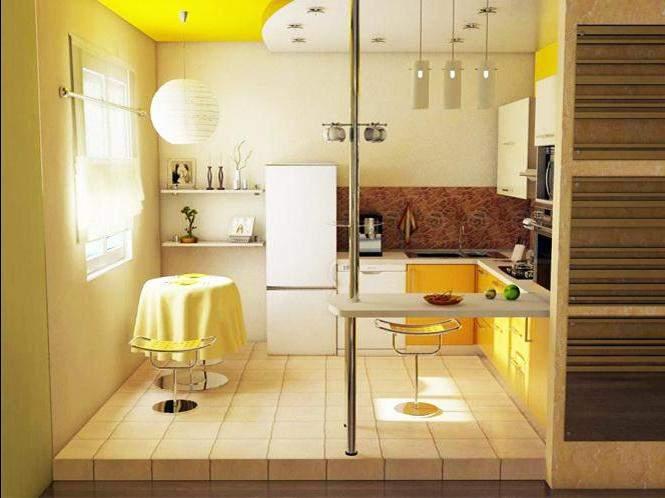Дизайн маленького дома внутри фото