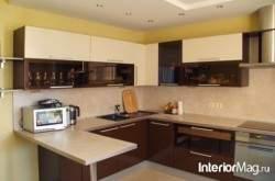 Дизайн кухни студии в хрущевке фото