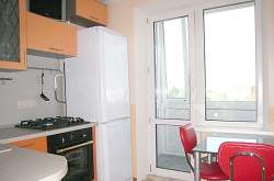 Дизайн маленькой прямой кухни фото