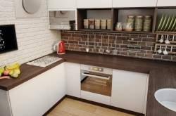Дизайн маленькой кухни 2015 фото