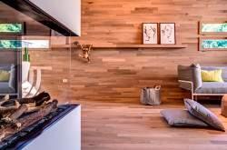Дизайн деревянного интерьера