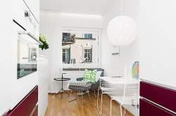 Дизайн квартиры студии 13 кв м фото
