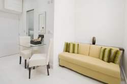 Дизайн квартиры студии 16 кв м фото