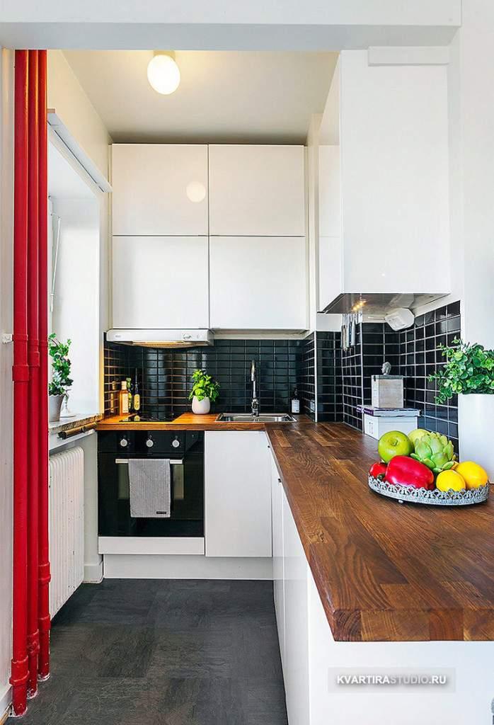 Дизайн квартиры студии 24 кв м фото