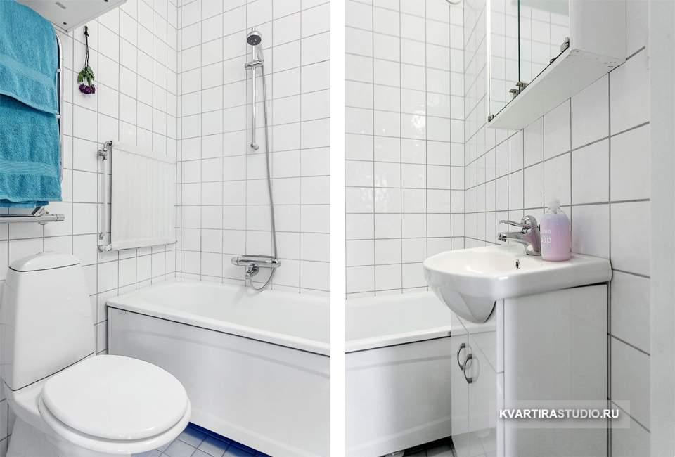 Дизайн квартиры студии 25 кв м фото