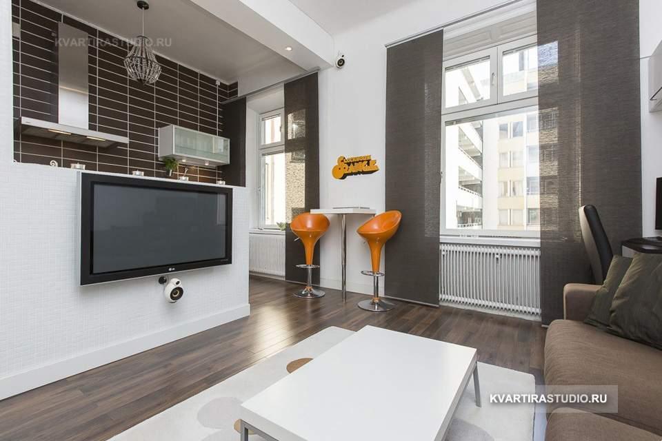 Квартира 30 м дизайн