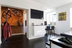 Дизайн квартиры студии 37 кв м фото