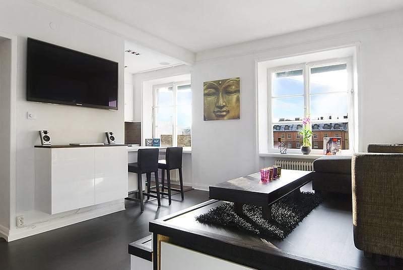 Дизайн квартиры 37 кв.м