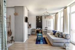 Дизайн квартиры студии 39 кв м фото