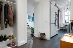 Дизайн квартиры студии 44 кв м фото