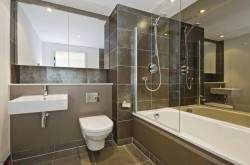 Дизайн ванной комнаты 2018 фото
