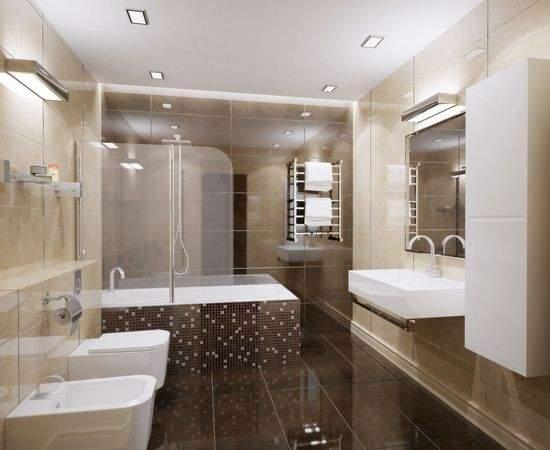Лучший дизайн ванной комнаты
