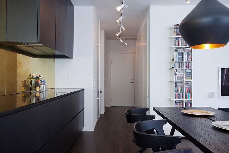 Дизайн квартиры студии 65 кв м фото