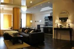 Дизайн квартиры студии 66 кв м фото