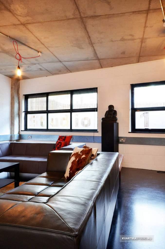 Дизайн квартиры студии 90 кв м фото