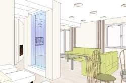 Дизайн-проект интерьера дома Минск - аквапанель