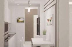 Дизайн интерьера квартиры в Уручье Минск