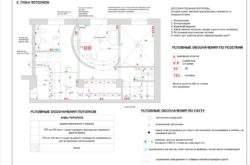 Дизайн-проект интерьера салона в Минске