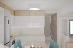 Дизайн интерьера квартиры Боровляны