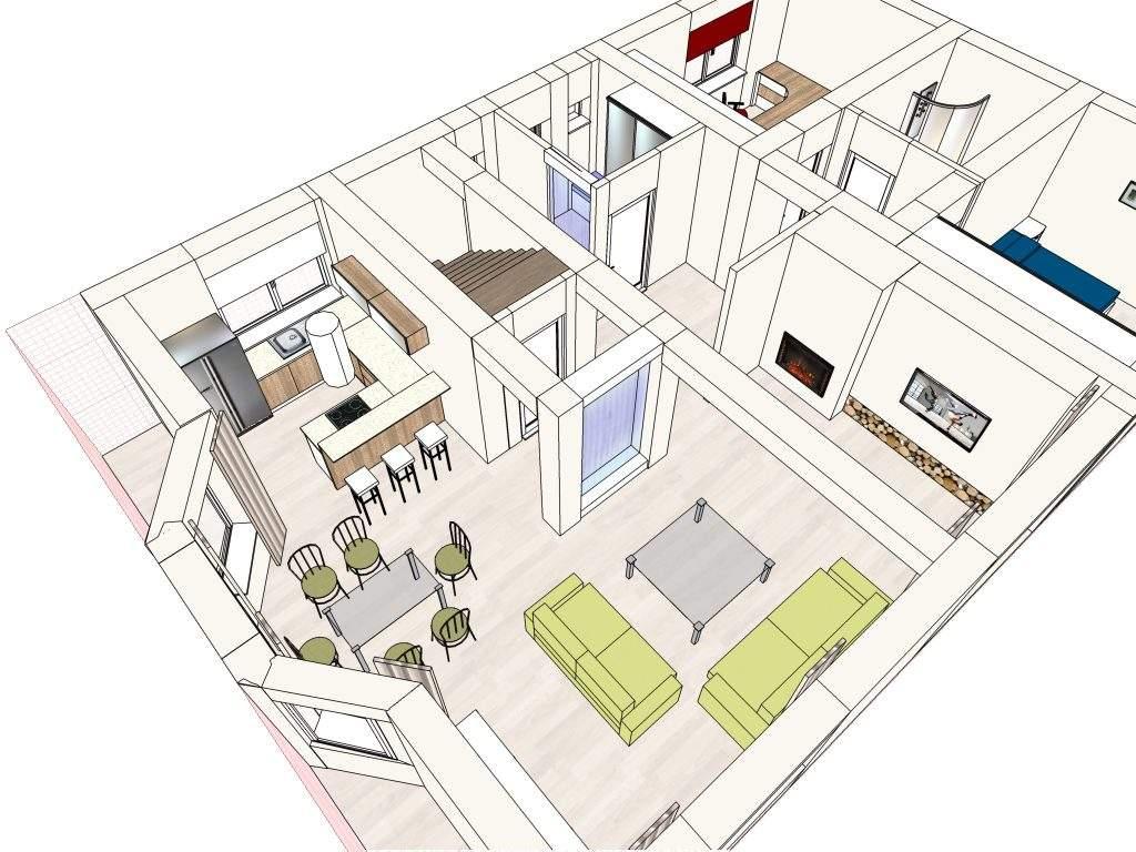 Дизайн интерьера Минск, дом в Хатежино