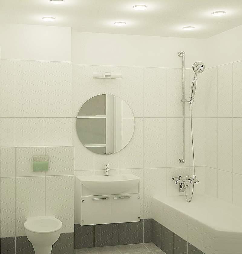 ванна вариант 2 – ванна