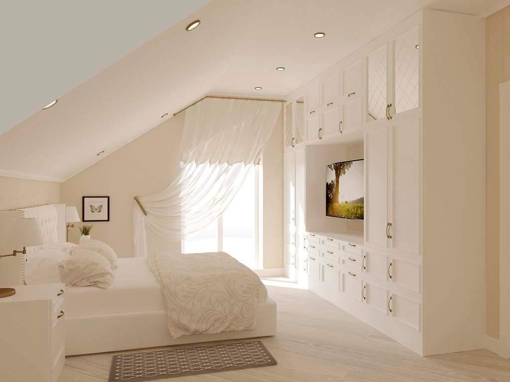 16 1 спальня