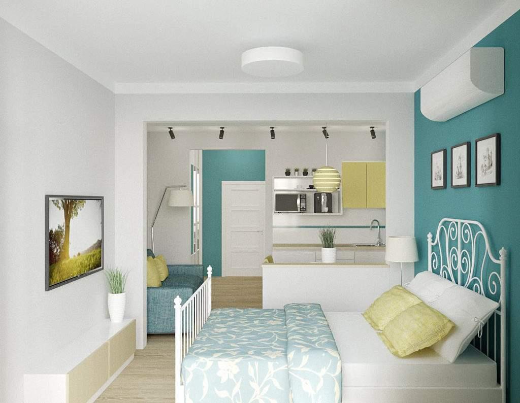 Дизайн интерьера апартаментов в Батуми