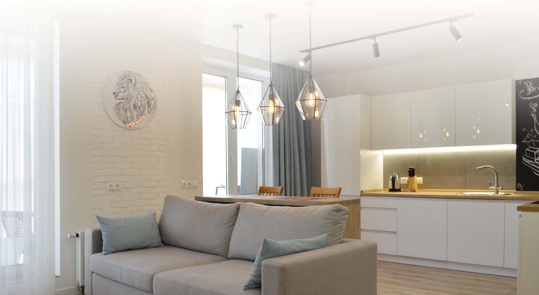 дизайн интерьера квартиры в Минске студия 01