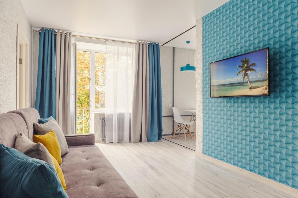 Дизайн квартиры под сдачу