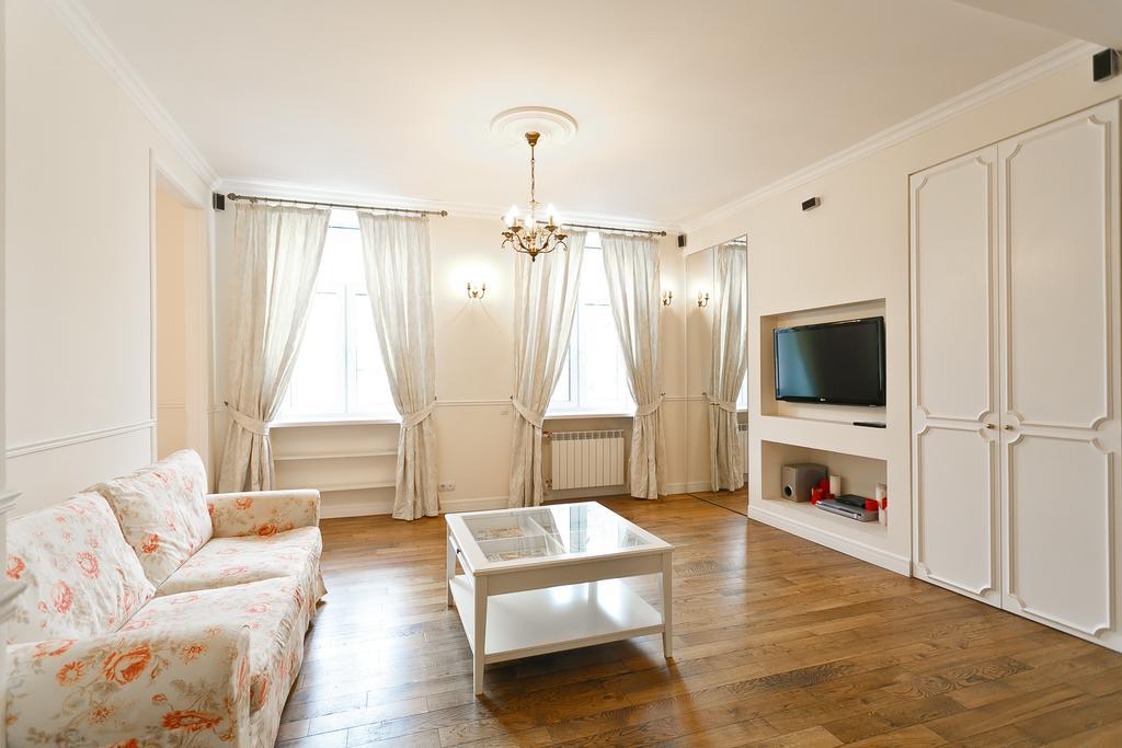 Дизайн интерьера квартиры в аренду