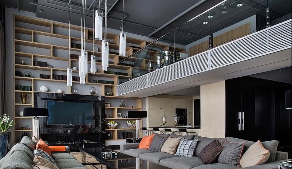 дорогой дизайн квартиры под сдачу