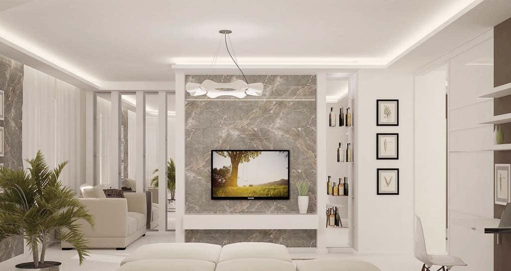 Дизайн 2-комнатной квартиры в Минске