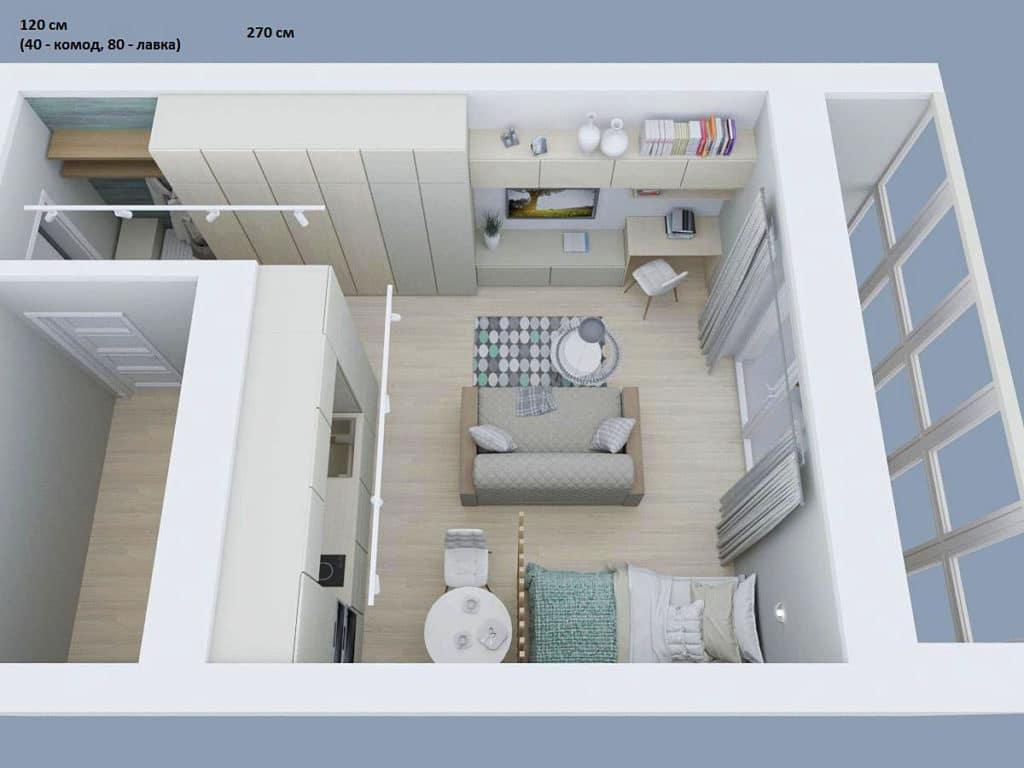 planirovka-kvartiry-studii-29-30-m2-v-minske