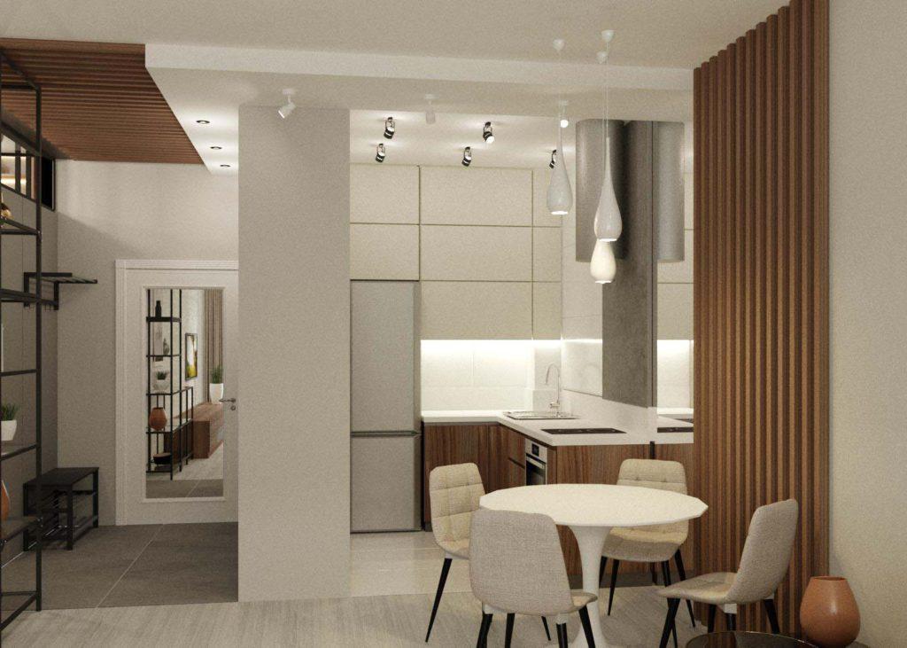 дизайн интерьера квартиры в жк Вог Минск (7)